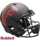 Atlanta Falcons - Eclipse Alternate Speed Riddell Full Size Deluxe Replica Football Helmet