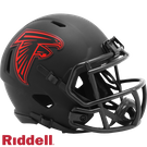 Atlanta Falcons - Eclipse Alternate Speed Riddell Mini Football Helmet