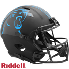 Carolina Panthers - Eclipse Alternate Speed Riddell Full Size Deluxe Replica Football Helmet