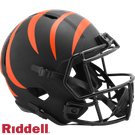 Cincinnati Bengals - Eclipse Alternate Speed Riddell Full Size Deluxe Replica Football Helmet