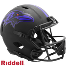 Baltimore Ravens - Eclipse Alternate Speed Riddell Full Size Deluxe Replica Football Helmet