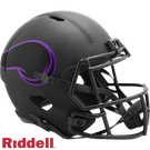 Minnesota Vikings - Eclipse Alternate Speed Riddell Full Size Deluxe Replica Football Helmet