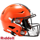 Cleveland Browns Riddell Authentic FLEX Speed NFL Full Size On Field Football Helmet
