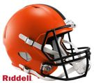 Cleveland Browns Riddell NFL Full Size Deluxe Replica Speed Football Helmet