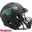 Curtis Martin - Autographed New York Jets Riddell Eclipse Speed Full Size Deluxe Football Helmet