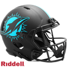 Dan Marino - Autographed Miami Dolphins Riddell Eclipse Speed Full Size Authentic Proline Football Helmet