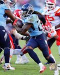 Derrick Henry - Tennessee Titans / Alabama - Autograph Signing Deadlline for Mail in items April 7th, 2021
