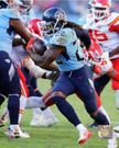 Derrick Henry - Autographed Tennessee Titans 8x10 Photo