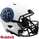 Derrick Henry - Autographed Tennessee Titans Riddell Lunar Eclipse Speed Full Size Authentic Pro Football Helmet