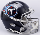 Derrick Henry - Autographed Tennessee Titans Riddell Speed Full Size Authentic Proline Football Helmet