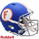 Florida Gators Blue Throwback Riddell Speed Full Size Replica Football Helmet