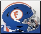 Florida Gators Blue Throwback Riddell Speed Full Size Authentic Pro Football Helmet - Shipping January 2021