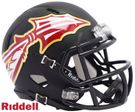FSU Seminoles - AMP Alternate Speed Riddell Mini Football Helmet