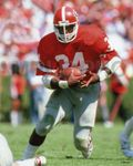 Herschel Walker - Georgia Bulldogs - Autograph Signing - Deadlline for Mail-in items April 7th, 2021