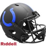 Indianapolis Colts - Eclipse Alternate Speed Riddell Full Size Deluxe Replica Football Helmet