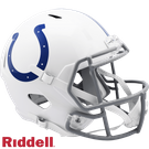 Indianapolis Colts Riddell NFL Full Size Deluxe Replica Speed Football Helmet