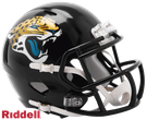 Jacksonville Jaguars Speed Riddell Mini Football Helmet