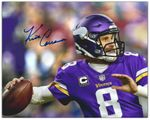 Kirk Cousins - Minnesota Vikings - Autograph Signing - Deadlline for Mail in items October 21st, 2020