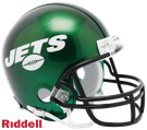 Ladainian Tomlinson - Autographed New York Jets Riddell Mini Football Helmet