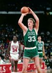 Larry Bird - Boston Celtics - 2nd Autograph Signing Deadlline for Mail in items October 22nd, 2020