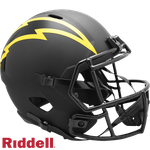 Los Angeles Chargers - Eclipse Alternate Speed Riddell Full Size Deluxe Replica Football Helmet