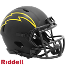 Los Angeles Chargers - Eclipse Alternate Speed Riddell Mini Football Helmet