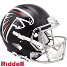 Matt Ryan - Autographed Atlanta Falcons Riddell Speed Full Size Authentic Proline Football Helmet