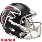Matt Ryan - Autographed Atlanta Falcons Riddell Speed Full Size Deluxe Football Helmet