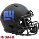 New York Giants - Eclipse Alternate Speed Riddell Mini Football Helmet