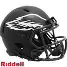 Philadelphia Eagles - Eclipse Alternate Speed Riddell Mini Football Helmet