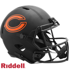 Dick Butkus - Autographed Chicago Bears Riddell Eclipse Speed Full Size Deluxe Football Helmet