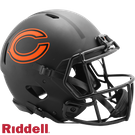 Dick Butkus - Autographed Chicago Bears Riddell Eclipse Full Size Authentic Proline Football Helmet