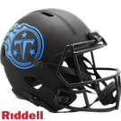 Derrick Henry - Autographed Tennessee Titans Riddell Eclipse Speed Full Size Deluxe Football Helmet
