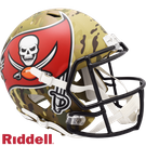 Chris Godwin - Autographed Tampa Bay Bucs Riddell Camo Full Size Speed Deluxe Football Helmet