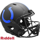Peyton Manning - Autographed Indianapolis Colts Riddell Eclipse Speed Full Size Deluxe Football Helmet