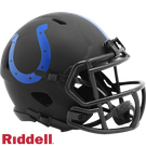 Peyton Manning - Autographed Indianapolis Colts Eclipse Speed Riddell Mini Football Helmet