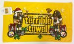 Pittsburgh Steelers Terrible Towel Holiday - Nutcracker