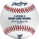 Rawlings Official 2018 Home Run Derby Baseball - Model Number: ROMLBHR18