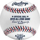 Rawlings Official 2019 MLB All Star Games Baseball - Model Number: ASBB19