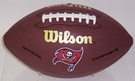 Tampa Bay Bucs - Wilson F1748 Composite Leather Full Size Football