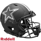 Troy Aikman - Autographed Dallas Cowboys Riddell Eclipse Speed Full Size Authentic Pro Football Helmet