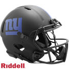 New York Giants - Eclipse Alternate Speed Riddell Full Size Authentic Proline Football Helmet