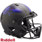 Baltimore Ravens - Eclipse Alternate Speed Riddell Full Size Authentic Proline Football Helmet