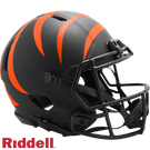 Cincinnati Bengals - Eclipse Alternate Speed Riddell Full Size Authentic Proline Football Helmet