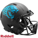 Jacksonville Jaguars - Eclipse Alternate Speed Riddell Full Size Authentic Proline Football Helmet