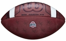 Wilson Official Leather Ohio State Buckeyes F1105 CFP NCAA Official Game Football