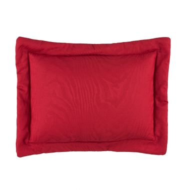 Breakfast Red Pillow - Bouvier by Thomasville