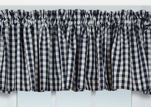 Checkmate Tailored Valance