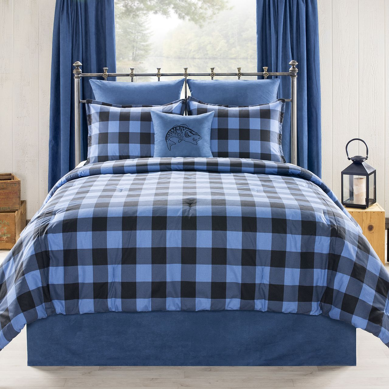 Comforter Set Bedding Curtain Valance The Curtain Shop