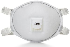 3M Disposable Welding Respirator N95 8212